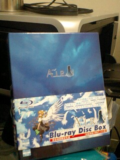 AIR Blu-ray Box