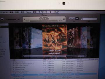 Mac版はわりと安定動作中のiTunes
